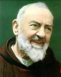 Padre Pio Patron Saint